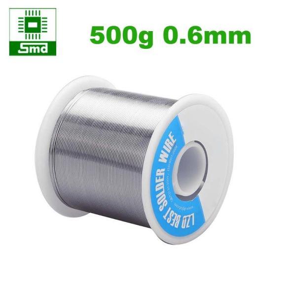 Thiếc hàn không chì 500G (0.6mm)