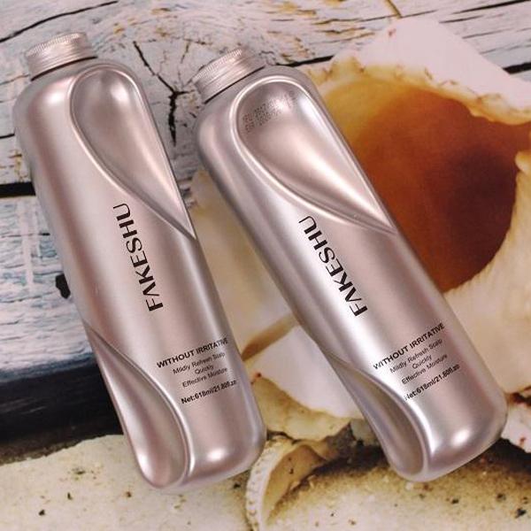 Kem Ủ tóc phục hồi tơ tằm, mềm mượt tóc Fakeshu (Khối lượng 618ml). nhập khẩu