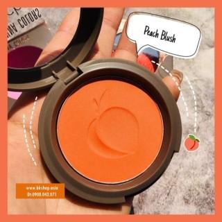Phấn Má Hồng trái đào Sivanna Colors Peach Blush 8g thumbnail