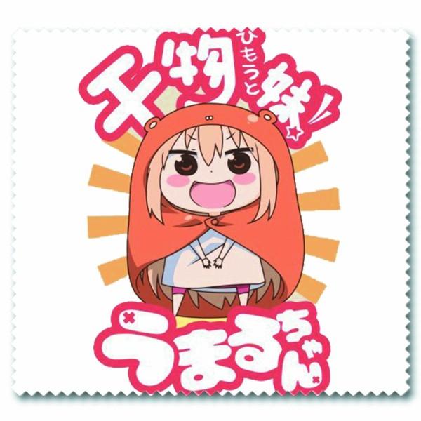 Giá bán Khăn lau kính IN HÌNH Himouto! Umaru-chan Cô em gái hai mặt anime chibi quà tặng xinh xắn dễ thương
