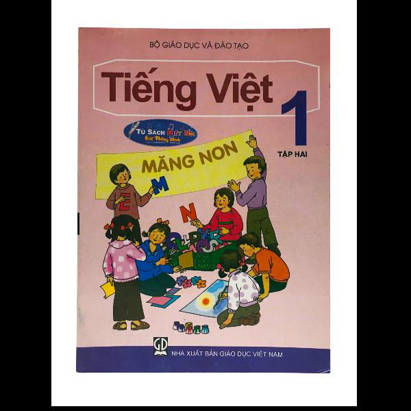 Mua Tiếng Việt Lớp 1 - Tập 2 - Kèm File Âm Thanh (Tái Bản)