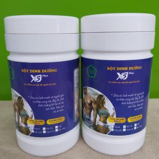 [HSD1 22] 500gr Bột dinh dưỡng X5 tập Gym gồm ngũ cốc nảy mầm, whey, lòng trắng trứng giúp tăng cơ, giảm mỡ thumbnail