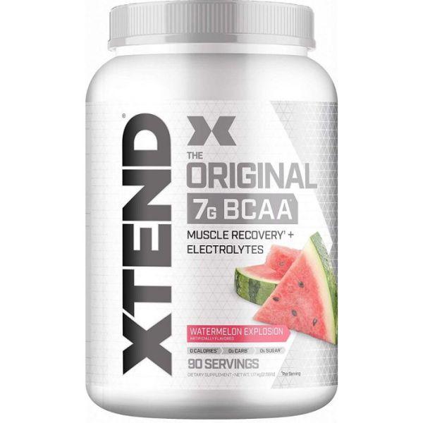 Xtend BCAA 90 lần dùng - Bổ sung Acid amin cần thiết, phục hồi cho người tập thể thao cao cấp
