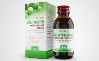 Siro ho Bảo Thanh 125ML thumbnail