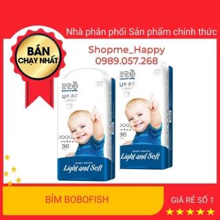 Bỉm Bobofish Dán Quần Nội Địa Trung Cao Cấp Size S60-M52-M50-L46-XL42-XXL38-XXXL36 thumbnail