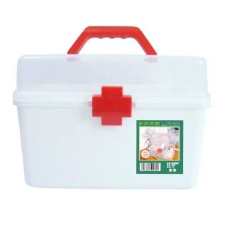 Hộp đựng y tế nhựa PP chuyên dụng cho gia đình (cỡ lớn) BH125 thumbnail