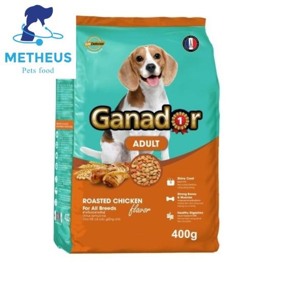 Thức Ăn Cho Cún Ganador  Gói 400g - Metheus Shop