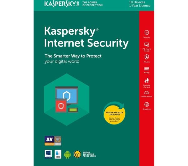 Bảng giá Kaspersky Internet Security 5 thiết bị 2020 Phong Vũ