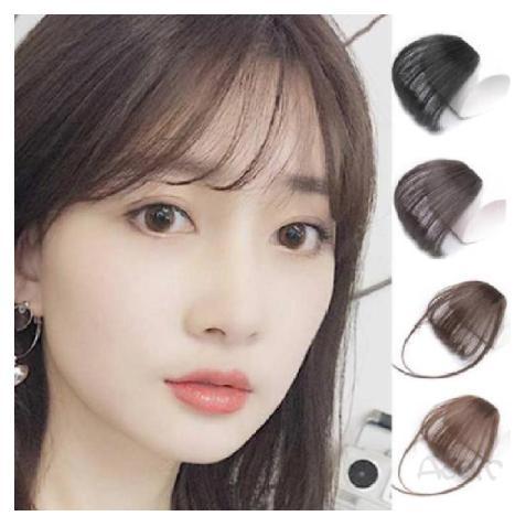 Tóc mái giả kiểu dáng Hàn Quốc xinh xắn dành cho nữ cao cấp