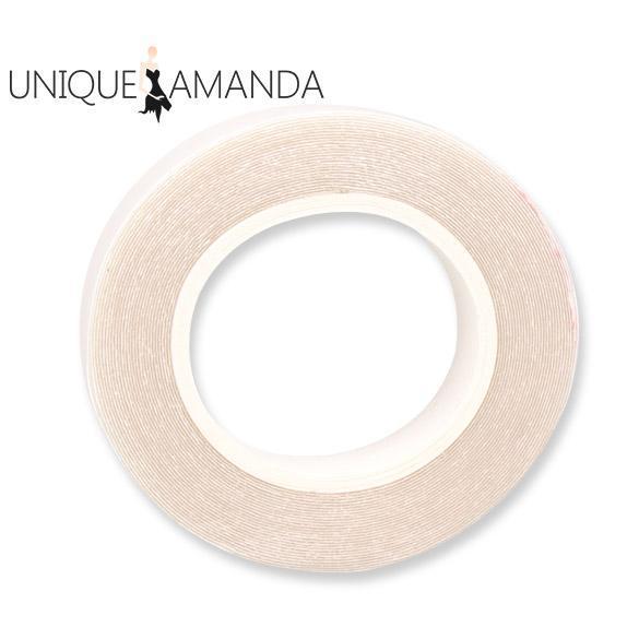 Mua 1 cm x 3 m Chuyên Dụng Cuộn Keo Dính Chắc Mặt Đôi Băng cho Tóc-Quốc Tế