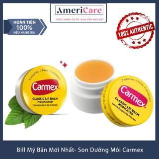 [Bill Mỹ] Son Dưỡng Môi CARMEX CLASSIC LIP BALM (Dạng Hũ - 15g) thumbnail