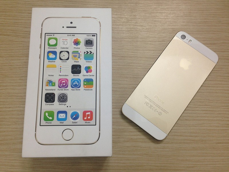 ĐIỆN THOẠI IPHONE 5S 16G - IPHONE 616G
