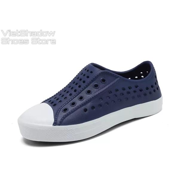 [Tặng sticker] Giày nhựa trẻ em ZOE & ZAC - Chất liệu nhựa EVA siêu nhẹ, mềm và không thấm nước - [182939] giá rẻ