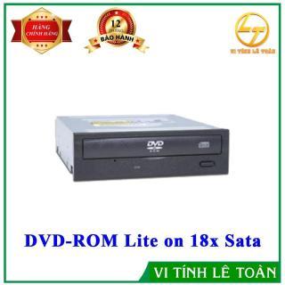 Ổ ĐĨA QUANG DVD-ROM LITE ON 18X SATA thumbnail