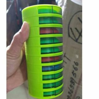 Hộp trục silicon (10 trục) dạng ống thumbnail