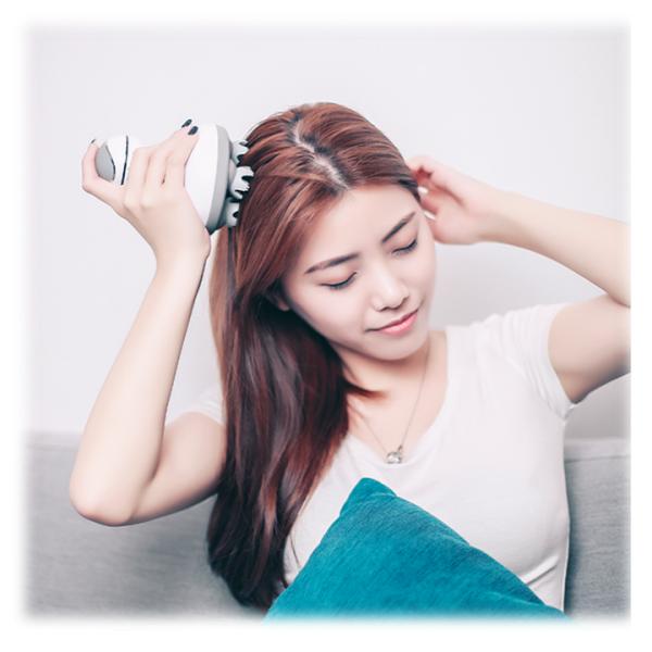 Máy Massage Đầu Mini Chống Nước