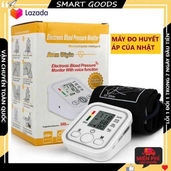 Máy đo huyết áp điện tử bắp tay ZK-B02 - máy đo huyết áp nhật bản - độ chính xác cao - pin sạc tiện lợi - Bảo hành 3 năm bán chạy