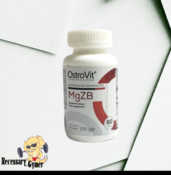 Thực Phẩm Bổ Sung Tăng Test tự nhiên Ostrovit MgZB 90 Viên cao cấp