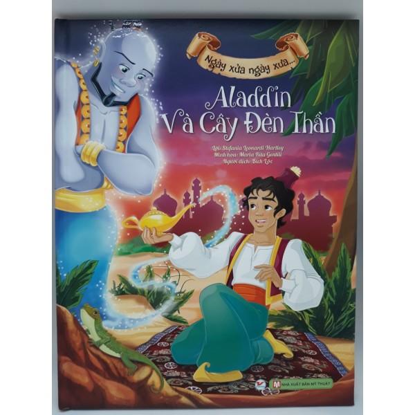 Sách - Ngày Xửa Ngày Xưa - Aladin Và Cây Đèn Thần