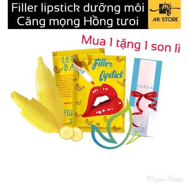 son filler lipstick collagen dưỡng môi Hồng mọng