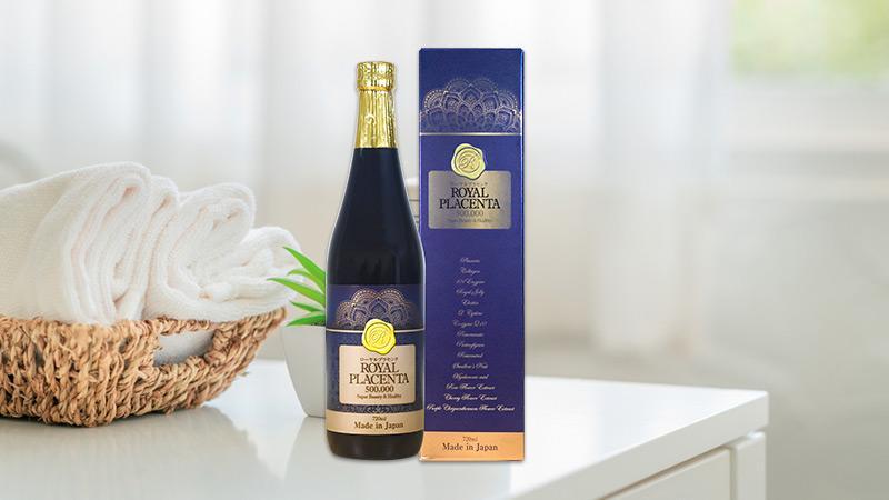 Nước uống làm đẹp da Royal Placenta nhập khẩu