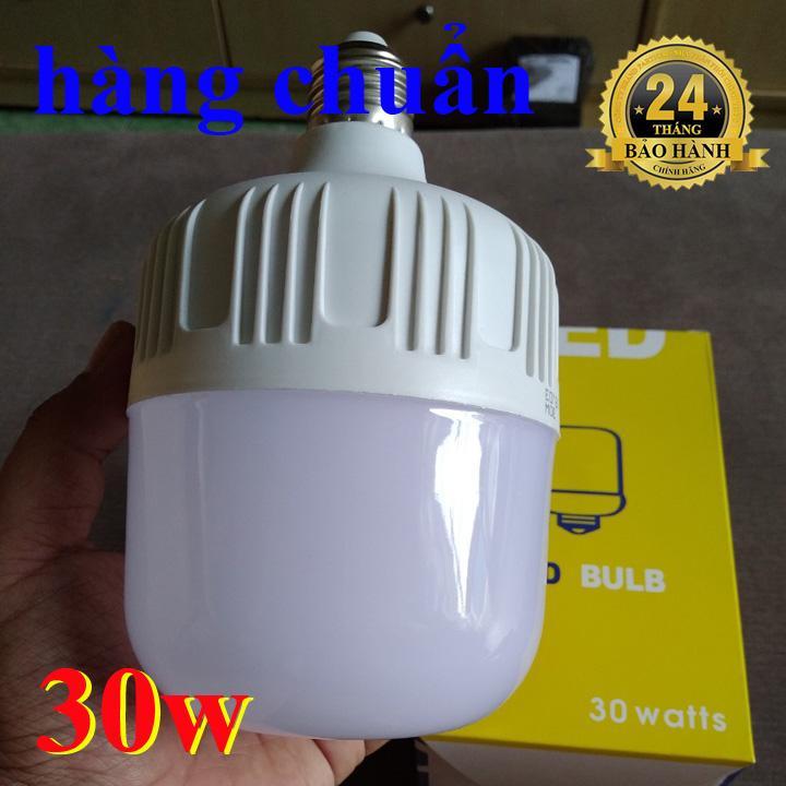 Đèn Led búp trụ 30W - đèn búp trụ 30w - đèn led 30w