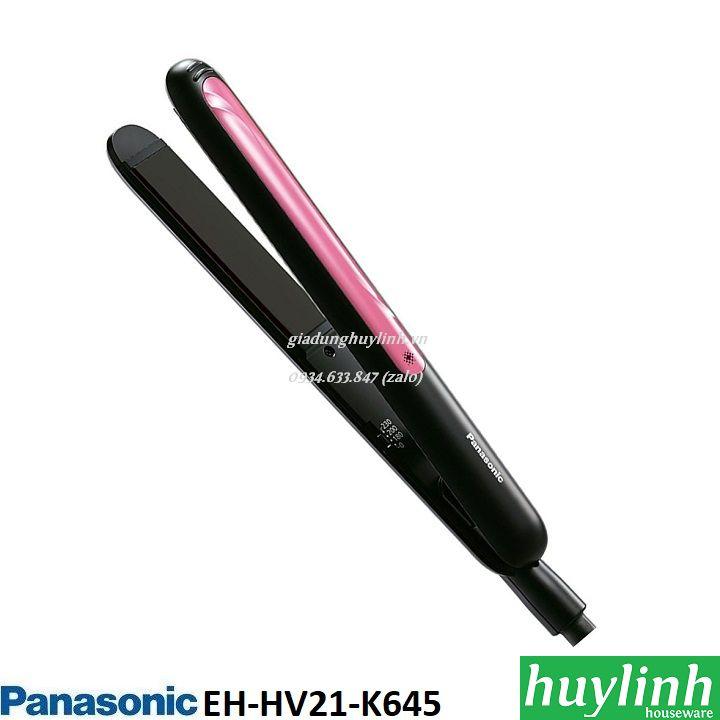 Máy tạo kiểu tóc Panasonic EH-HV21-K645 - Thái Lan - Chính hãng
