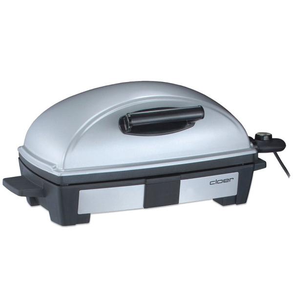 (Hàng EU) Vỉ nướng Cloer 6731, 1800W, có hệ thống giá đỡ, tay cầm cách nhiệt