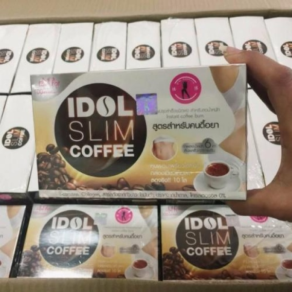 Cafe IdolSlim Cải Thiện Vóc Dáng Hiệu Quả ( Hộp 10 gói X 15g ) tốt nhất