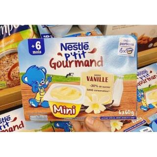 Lốc 6 Hộp Váng Sữa Nestle Pháp 60g 6 thumbnail