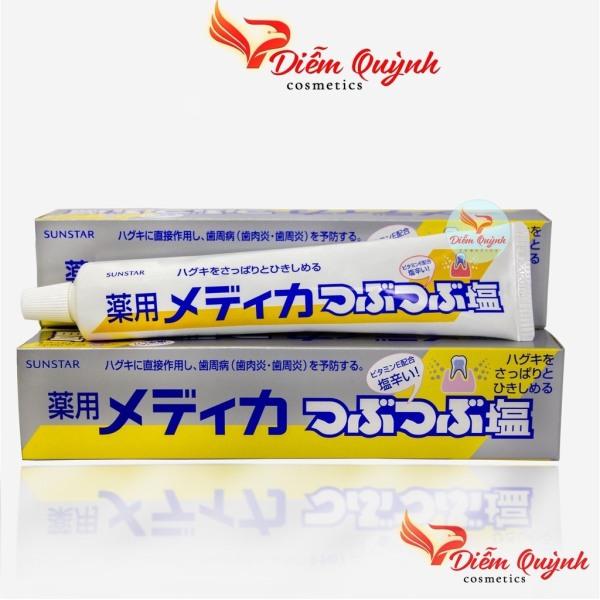 Kem đánh răng muối Nhật Bản Sunstar 170g