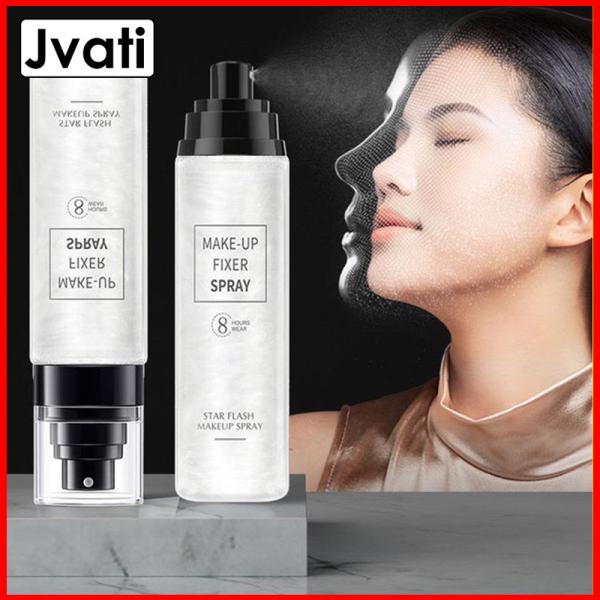 [SIÊU HOT] Xịt khoá make up, xịt khoá nền, giữ lớp nền lâu trôi suốt nhiều giờ liền mà không bị xuống tone nền, xịt giữ ẩm, kìm dầu suốt 12h – Jvati