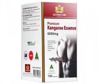 Alltimes Care Kangaroo Essence 6000mg Tăng Cường Sinh Lực Nam Giới với chỉ 1 lọ duy nhất thumbnail