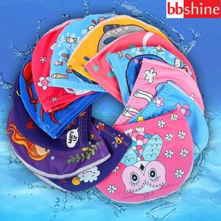 Nón bơi cho bé gái họa tiết hình thú sinh động tươi tắn BBShine NB003 thumbnail