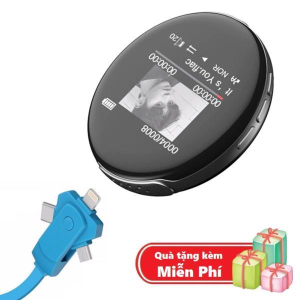 ( Quà tặng Dây sạc điện thoại đa năng ) Máy nghe nhạc Bluetooth Ruizu M1 Hifi 2019 (8GB) - Máy nghe nhạc 8Gb bluetooth 2019 - Ruizu M1