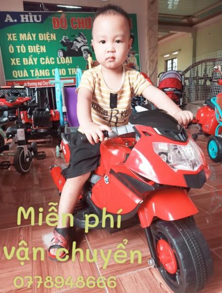 Phân phối xe máy điện cho bé - Xe máy điện trẻ em BH9188