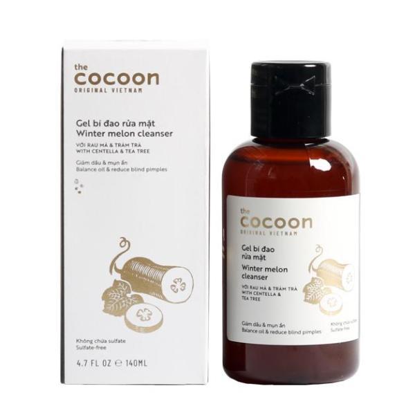 Gel rửa mặt bí đao Cocoon