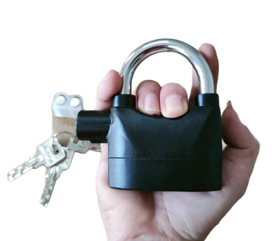 [Giá sỉ] Ổ khóa có còi báo động chống trộm