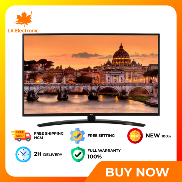 Bảng giá Installment 0% - Smart TV LG 4K 43 inch 43UN7400PTA New 2020
