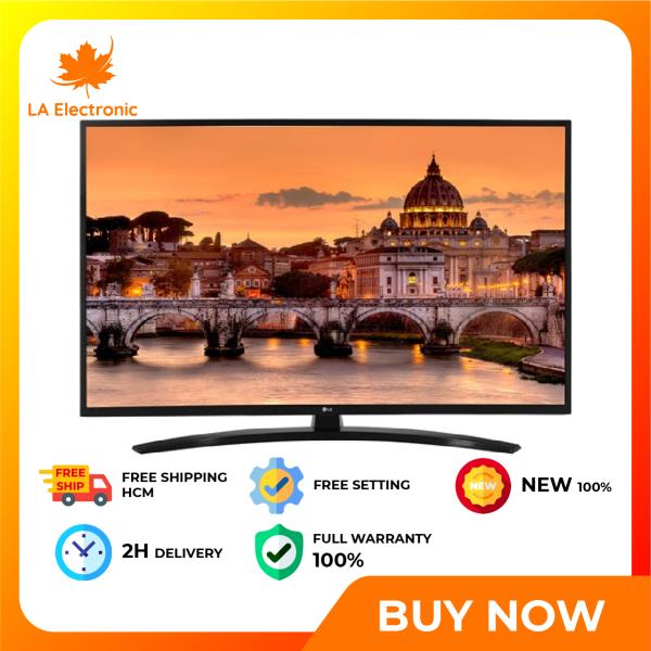 Bảng giá Installment 0% - Smart TV LG 4K 43 inch 43UN7400PTA New 2020