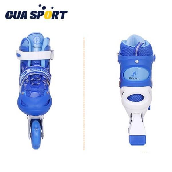 Mua Giay trượt patin bánh ngang có thể chuyển dọc đủ bộ bảo hộ