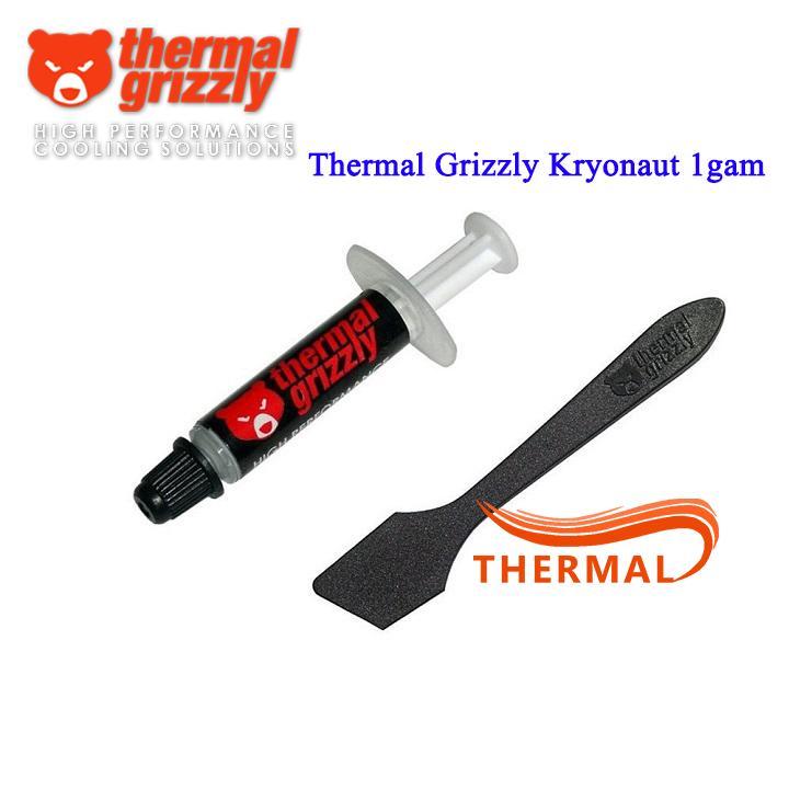 Voucher Giảm Giá Keo Tản Nhiệt Cpu Thermal Grizzly Kryonaut 1gam [ThermalVN] - Hiệu Năng Vượt Trội, Chuyên Overclock