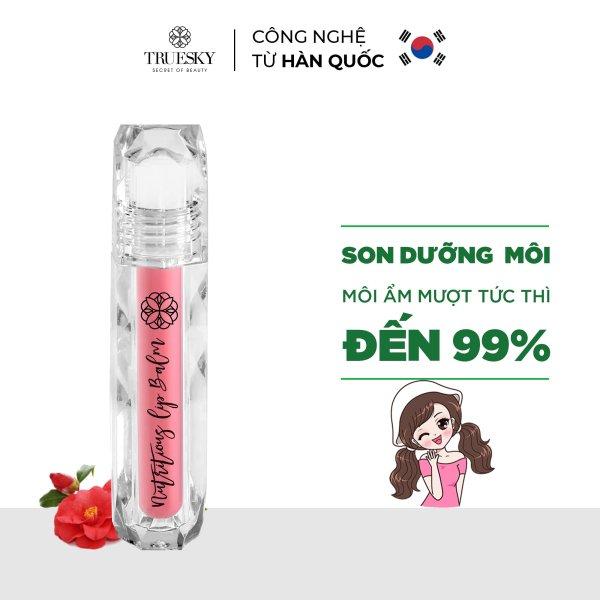 Son dưỡng môi Truesky dưỡng ẩm và phục hồi vùng da bị tổn thương Nutritious Lip Balm 3ml giá rẻ
