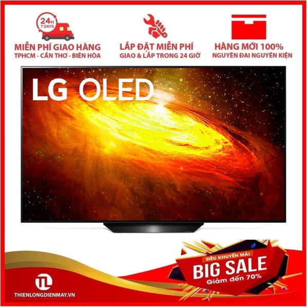 Bảng giá TRẢ GÓP 0% - Smart Tivi OLED LG 4K 55 inch 55BXPTA  mẫu mới 2020