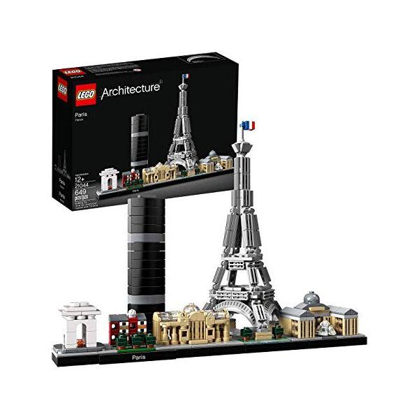 Coupon Ưu Đãi LEGO Architecture Thành Phố Paris 21044