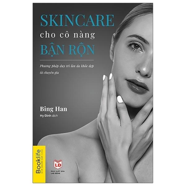 Skincare cho cô nàng bận rộn 1980 Books