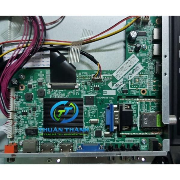 Bảng giá Bo mạch xử lý tivi Philips 43in 4k
