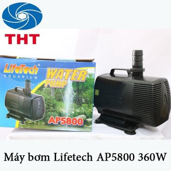 Máy Bơm Hồ Cá Lifetech Ap 5800 (Hàng Công Ty)