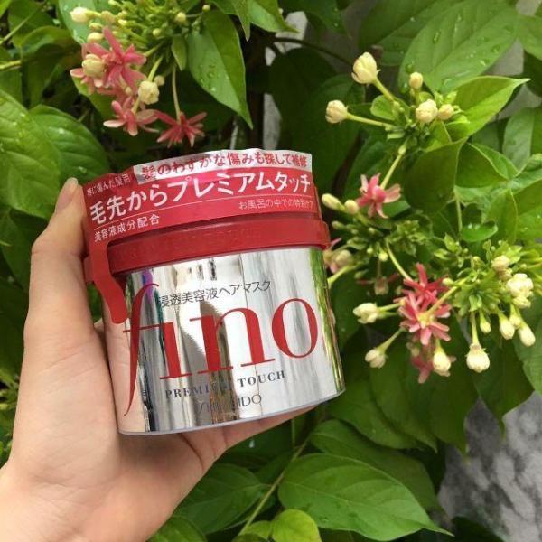 Kem Ủ Tóc Fino Shiseido 230g Nhật Bản