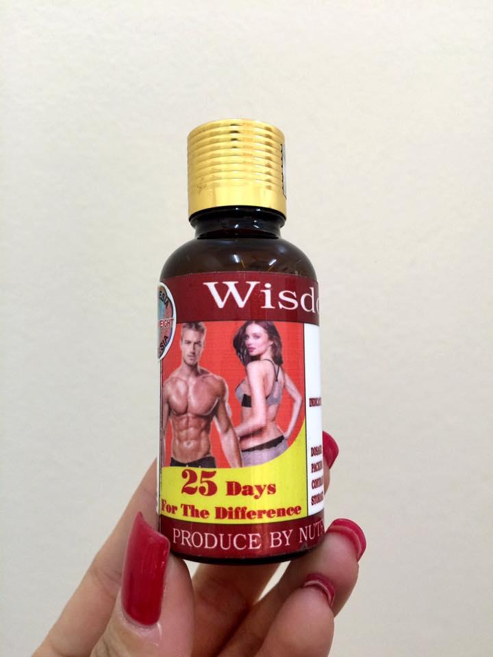 Viên Uống Tăng Cân và Cơ Bắp Wisdom Weight INDONESIA (Hộp 25 viên)